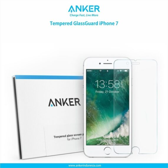 Anker Tempered GlassGuard iPhone 7 [A7471002]