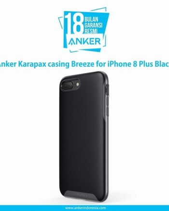 Anker Karapax casing Breeze for iPhone 8 Plus Hitam A9015